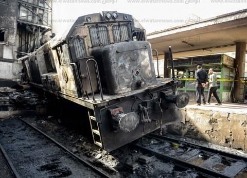 8 ساعات تحقيقات في حادث حريق «محطة مصر».. 5 متهمين يتنصلون