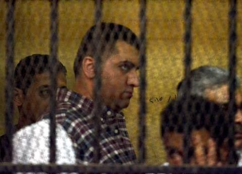 """بدء جلسة محاكمة معاون مباحث المقطم وأمين شرطة بتهمة قتل """"عفروتو"""""""