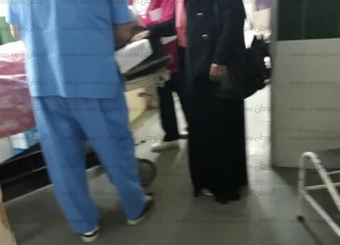 """""""مصر الخير"""" تجري 34 عملية جراحة عيون لأهالي الشيخ زويد"""