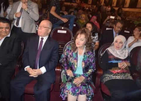 بالصور| حفل لتكريم ليلى طاهر بحضور وزير الثقافة