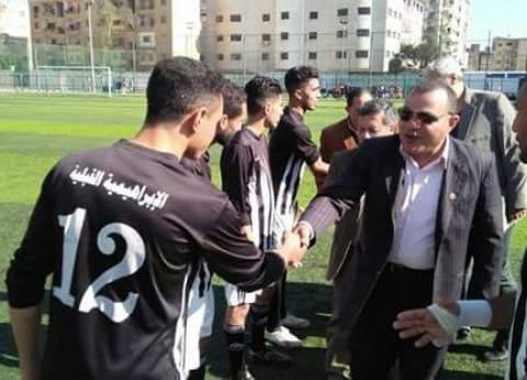 """""""سيف الدين"""" تفوز بدوري مراكز الشباب النسخة الخامسةبدمياط"""