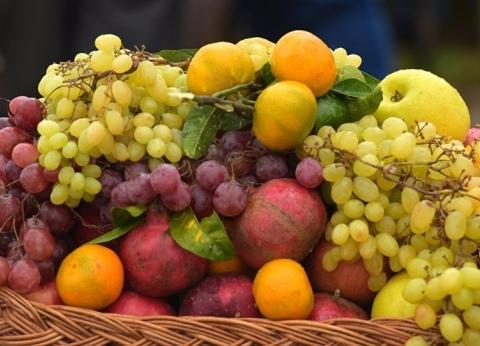 أسعار الفاكهة اليوم الاثنين 14/1/2019