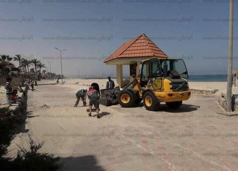 """شمال سيناء تبدأ تجميل """"العريش"""".. والمعداوي: تخطيط الميادين بشكل حضاري"""