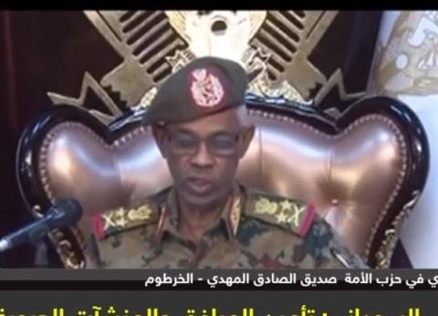 """النص الكامل لبيان الجيش السوداني: عزل """"البشير"""" وتعطيل الدستور"""