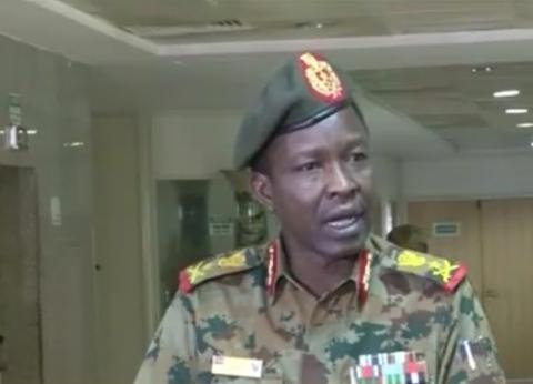 """كباشي: استمرار حوار """"الانتقالي السوداني"""" مع القوى المدنية.. اليوم"""