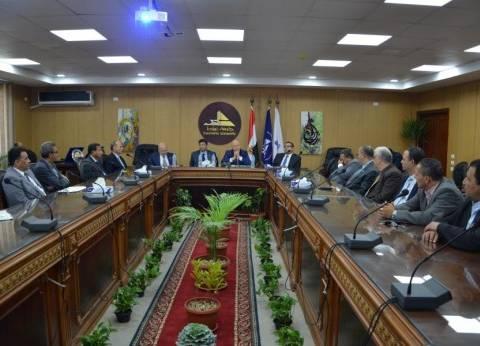 جامعة دمياط تنضم لاتحاد الجامعات العربية