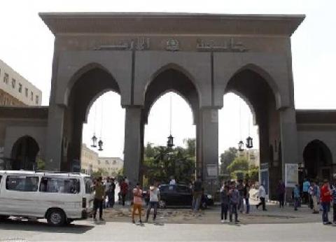 رئيس جامعة الأزهر يهنئ السيسي والقوات المسلحة بعيد تحرير سيناء
