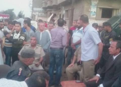 إصابة 4 في مشاجرة بشبرا الخيمة بسبب تليفون محمول