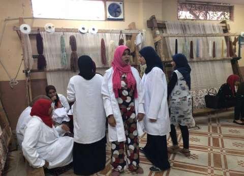 """""""مصر الخير"""" تدشن 5 مصانع لتمكين الفئات الأكثر احتياجا ضمن """"حياة كريمة"""""""