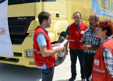 الهلال الأحمر الإماراتي يصل السودان لتقديم المساعدات لمتضرري السيول