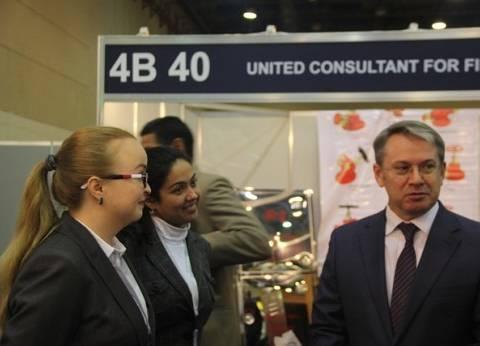 «أسلانوف»: 20 وفداً روسياً بحثوا الاستثمار فى مصر خلال 6 شهور