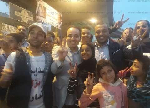 نائبان بدائرة بولاق ينظمون 3 مسيرات للحث على المشاركة في الانتخابات