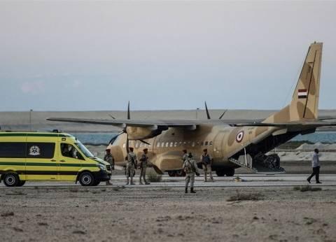 عاجل| إرسال طائرات عسكرية من مصر واليونان للبحث عن الطائرة المختفية