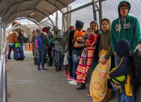 المكسيك: وصول نحو 1000 مهاجر لحدود البلاد قادمين من جواتيمالا