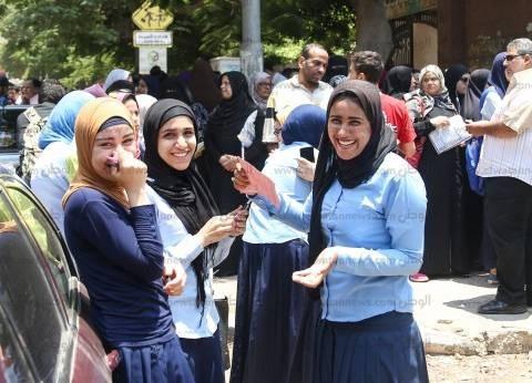 """""""تعليم شمال سيناء"""": غياب 49 طالبا وطالبة عن امتحانات الثانوية العامة"""