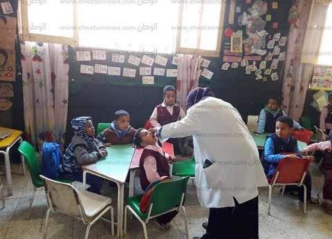 تطعيم 737 ألف طفل ضد مرض شلل الأطفال بالشرقية