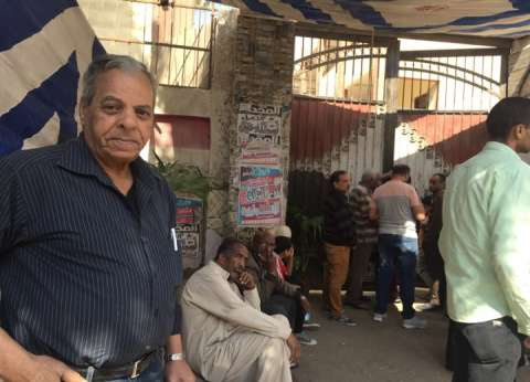"""""""مستقبل وطن"""": عملية التصويت تسير بسهولة في إمبابة"""