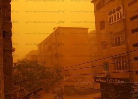 انخفاض في درجات الحرارة بالتزامن مع هبوب رياح باردة بشمال سيناء