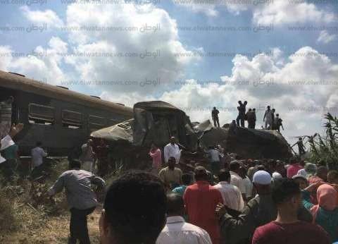 استمرار انتشال ضحايا حادث الإسكندرية.. والقوات المسلحة تقدم المساعدة