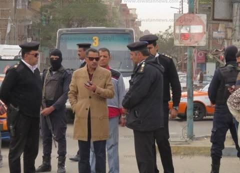 بالصور| مدير أمن الإسماعيلية يتفقد الخدمات الشرطية بشوارع المحافظة