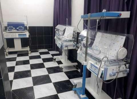 افتتاح مركز لرعاية الأطفال المبتسرين بالمجان بمركز سمالوط في المنيا