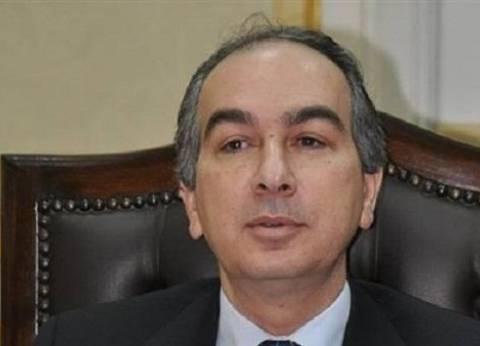 محافظ الجيزة يتفقد لجنة مدرسة الشهيد هشام شتا بالعمرانية