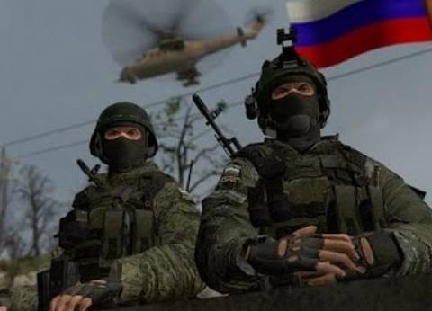 عاجل| الجيش الروسي يشن هجوما على داعش الإرهابية في محيط تدمر