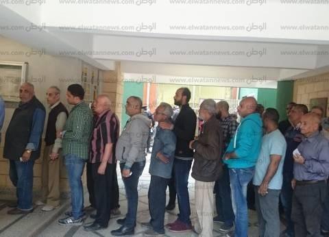 """طوابير للناخبين أمام لجان """"السلام"""" ببولاق أبوالعلا"""