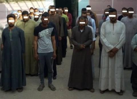 القبض على 69 متهما مطلوبين في قضايا متنوعة