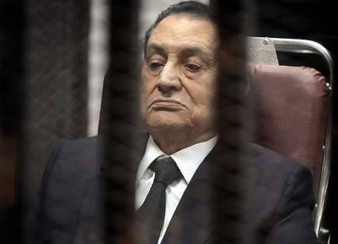 """رفع جلسة إعادة محاكمة مبارك في """"قتل المتظاهرين"""" لاتخاذ القرار"""