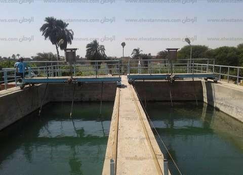 العاملون بمحطة الرسوة لمياه الشرب ببورسعيد يستغيثون بالري بسب نقص المياه