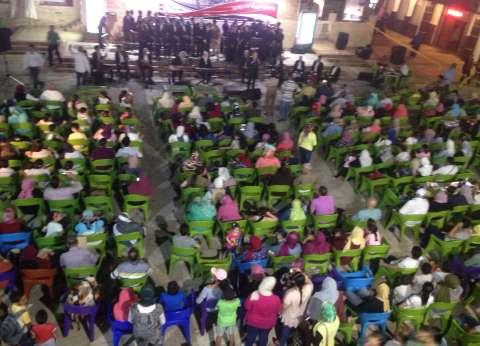"""""""مهندسين الإسكندرية"""" تحتفل بثورة يوليو والعيد القومي للمحافظة"""