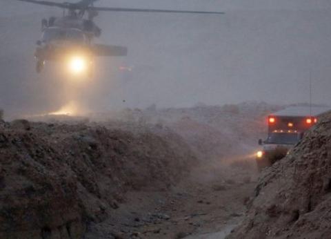 بالصور| الأردن ولبنان.. سيول وثلوج تودي بحياة 21 شخصا وإصابة العشرات