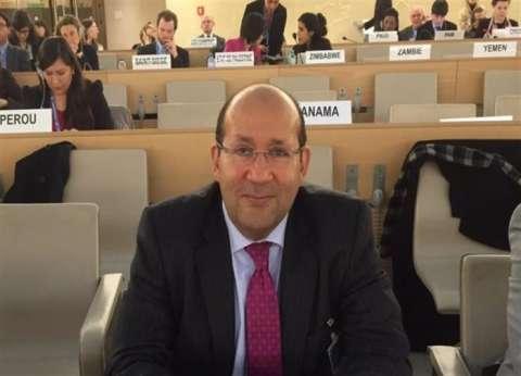 سفير مصر بروما: الشعب الإيطالي منبهر بمشاركة المصريين بالانتخابات