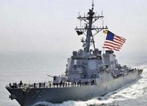 الصين ترفض طلب رسو سفينتين تابعتين للبحرية الأمريكية في هونج كونج