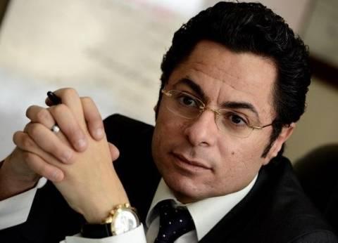 """خالد أبو بكر: اتهام قائمة """"في حب مصر"""" بالتعاون مع الإخوان """"هرتلة"""""""