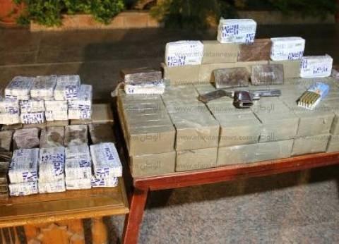 """""""أمن الإسكندرية"""" يضبط 25 قضية اتجار في المخدرات"""