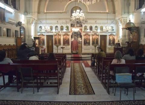 عاجل| استشهاد ضابط ومجندين في هجوم إرهابي على كنيسة بحلوان