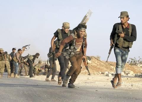 40 عسكرياً بريطانياً في تونس لمحاربة داعش