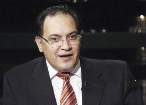 """""""أبو سعدة"""" يدلي بصوته في المعادي: أتوقع أن تزيد نسبة المشاركة عن 25%"""