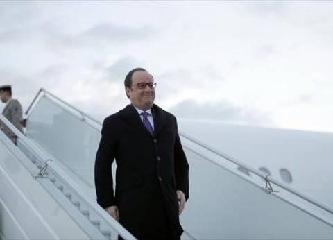 الرئيس الفرنسي يتعهد في العراق بالتصدي للمقاتلين الأجانب وأطفالهم