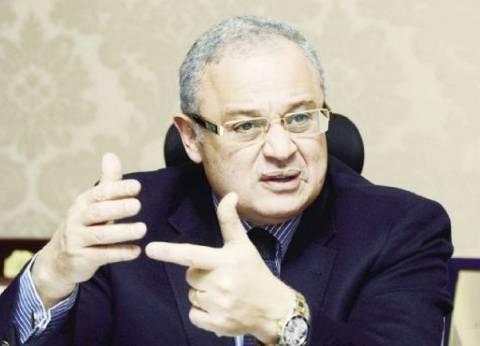 زعزوع يدلي بصوته.. ويؤكد: إجراء الاستحقاق الثالث يحسن صورة مصر في الخارج