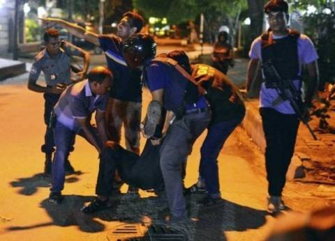 "بنجلاديش: مقتل ""صدام حسين"" و""مارزان"" بعد تنفيذهما هجوما على مقهى"
