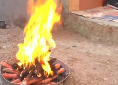 """رئيس """"أمناء أهل مصر"""": استقبلنا حالات حروق بسبب وسائل التدفئة التقليدية"""