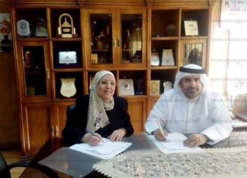 بروتوكول تعاون بين الإذاعة المصرية ومؤسسة محمد بن راشد آل مكتوم