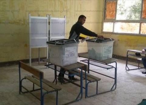 بالصور| إقبال ضعيف من الناخبين في اليوم الثاني للتصويت ببني سويف