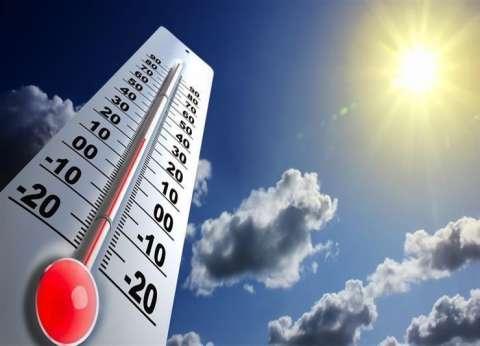 """""""الأرصاد"""": ارتفاع درجات الحرارة غدا.. والعظمى بالقاهرة 33"""