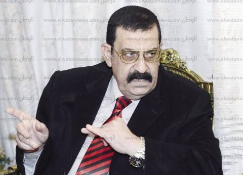 """بعد قليل.. """"الوطن"""" تنشر تسجيلا صوتيا لحوار المستشار ناجي شحاتة مع الجريدة"""