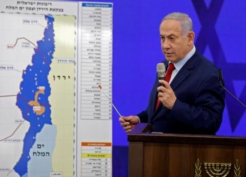 """""""مناورة سياسية ونية مُبيتة"""": """"نتنياهو"""" يغازل الإسرائيليين بـ""""ضم غور الأردن"""" لحشد الأصوات"""