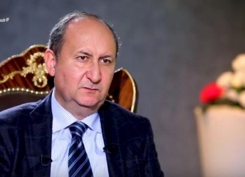 """عمرو نصار: البنك الإفريقي هو منظم معرض """"التجارة البينية"""""""